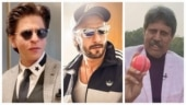 Shah Rukh Khan and Ranveer Singh wish Kapil Dev a speedy recovery as fast as his bowling
