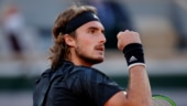 French Open 2020: Stefanos Tsitsipas storms into semi-final with straight-set win over Andrey Rublev