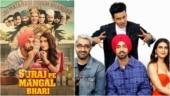 Diljit Dosanjh and Manoj Bajpayee take you on a hilarious trip in Suraj Pe Mangal Bhari trailer