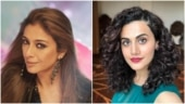 India's Most Dangerous celebrities. Tabu, Taapsee top McAfee list