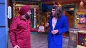 Kapil Sharma dresses up as Navjot Singh Sidhu