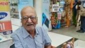 87-year-old Mumbai man selling recycled bags goes viral