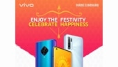 Vivo launches Navratri 2020 offers, include cashbacks on X50 Pro, S1 Pro, and Y50