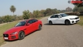 BMW 3 Series vs Jaguar XE: Space, features & performance comparison