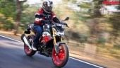 BMW G 310 R BS VI Review