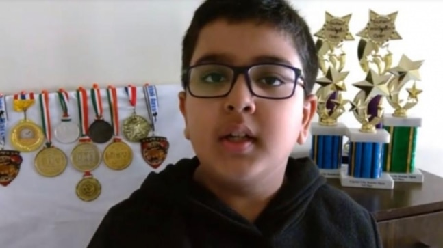 This 11-year-old prodigy has written a book, has a YouTube channel, and has created over 13 mobile apps!