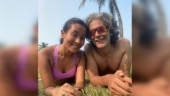 Milind Soman is on his way to Sandakphu. Ankita Konwar loves scenic Instagram pic