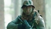 Amit Sadh as Kargil war hero Major Deependra Singh Senger in Zidd. See new poster