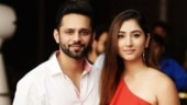 Disha Parmar refutes rumours of being engaged to Rahul Vaidya