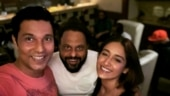 Randeep Hooda and Ileana D'Cruz wrap up Unfair And Lovely shoot