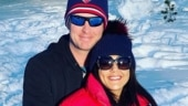 Preity Zinta's Thanksgiving with hubby Gene is all about sun, snow and smiles