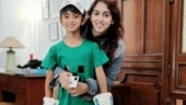Inside Aamir Khan's son Azad's Minecraft-themed birthday bash. Courtesy Ira Khan