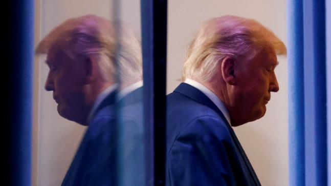 www.indiatoday.in: How Trump made Covid-19 an ally, and almost won the Presidency