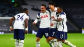 Premier League: Tottenham outlast Manchester City to go top, Chelsea and Manchester United win