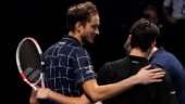 ATP Finals: Daniil Medvedev storms Dominic Thiem in fitting comeback to claim biggest title of his career