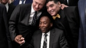 Pele mourns Diego Maradona's death: One day we'll kick a ball together in the sky above