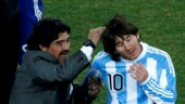 Diego is eternal: Lionel Messi pays homage to late Argentina legend Maradona