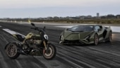 Meet the Ducati Diavel 1260 Lamborghini: Only 630 to be built!