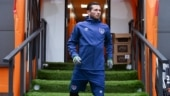 Scare for England squad as Ireland midfielder Alan Browne tests Covid-19 positive hours after friendly match