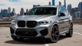 BMW X3 M launched in India at Rs 99.90 lakh