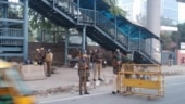 Delhi Police, CRPF deployed to halt farmers' protest march; metro services to be affected