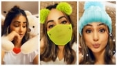 Hina Khan has some unfiltered fun with Instagram filters. See all photos