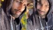 Shahid Kapoor is soaking in the winter sun. See stunning new selfies