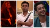 Bigg Boss 14 Day 50 Written Update: Kavita saves Eijaz from eviction, nominates Aly