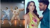 Nora Fatehi dances to Naach Meri Rani, but not with Guru Randhawa. See viral video