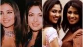 Priyanka Chopra posts a video from her Kaccha Papad days. PS, her nickname for Lara Dutta
