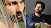 Shahid Kapoor posts shower pic. Fan says even water fell for you