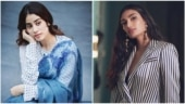 Janhvi Kapoor pretends to live in 1950s for a day. Athiya Shetty loves Insta pic