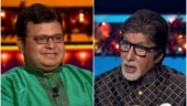 KBC 12 contestant asked Amitabh Bachchan to name his newborn girl. Big B had the best reply