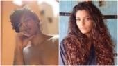 Ishaan Khatter clicks shirtless selfies under the sun. Saiyami Kher says 'halo' there