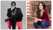 Bhumi Pednekar finds Amitabh Bachchan's Instagram advice on work and rest the best
