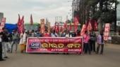 Bharat Bandh disrupts normal life across Odisha, vehicular movementaffected in Bhubaneswar