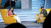 Megastar Chiranjeevi is the new guest on Samantha's talk show Sam Jam. See pics