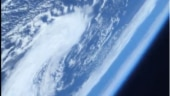 'Video doesn't do it justice': NASA astronaut posts his first video of Earth from space