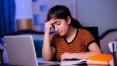 Are online classes wearing children out?