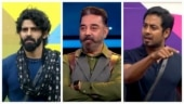 Bigg Boss Tamil 4: Kamal Haasan asks Aari and Balaji to not treat each other as enemies