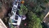 Maharashtra: Bus falls off bridge in Satara, 5 of family dead, 8 others injured