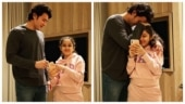 Mahesh Babu gives in to daughter Sitara's demands. Namrata Shirodkar reveals in new pic
