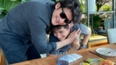 Mahesh Babu says hugging son Gautam is difficult now. See new post
