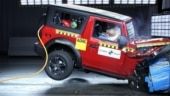 Mahindra Thar achieves four star rating in latest Global NCAP crash test results