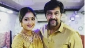 What was Chiranjeevi Sarja's gift to wife Meghana Raj after she got pregnant?