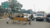 Police deploy water cannons to disperse farmers gathered near Chandigarh-Delhi Highway
