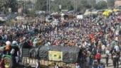 Farmers dig in heals at Delhi border points, students join protest; Amit Shah appeals for Dec 3 talks