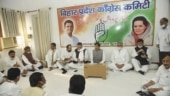 Fistfight breaks out during Congress legislative meeting in Patna to discuss Bihar loss
