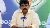 Andhra minister escapes unhurt after man tries to attack him with trowel