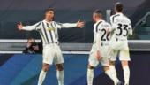 Cristiano Ronaldo goes level with Zlatan Ibrahimovic on 8 Serie A goals as Juventus beat Cagliari